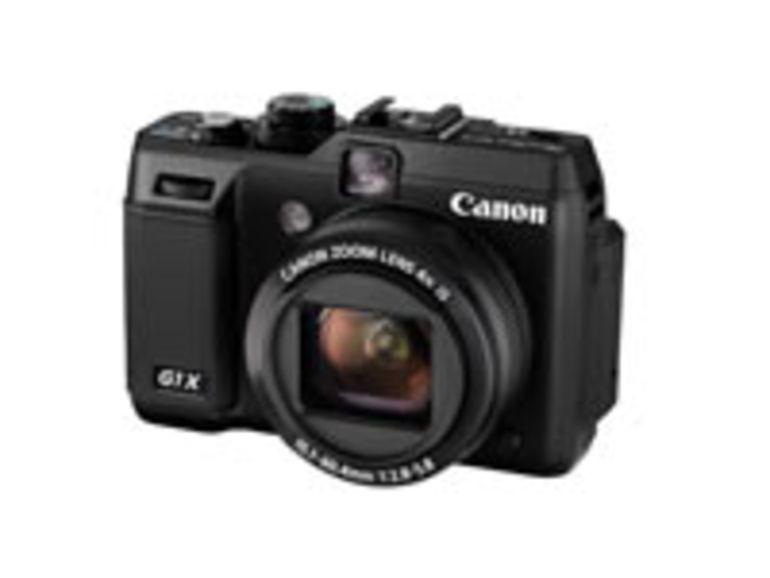 Démo du Canon PowerShot G1 X