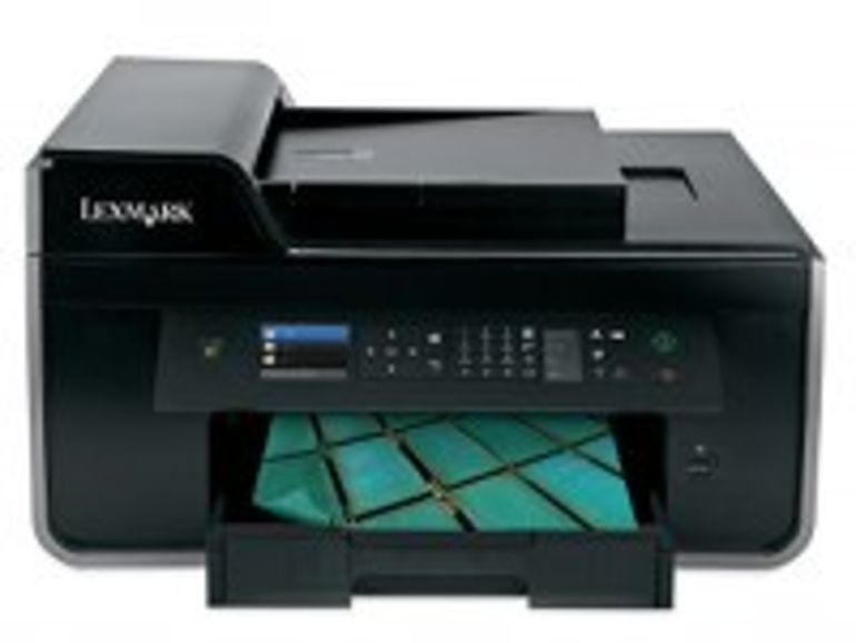 Démo de la Lexmark Pro715