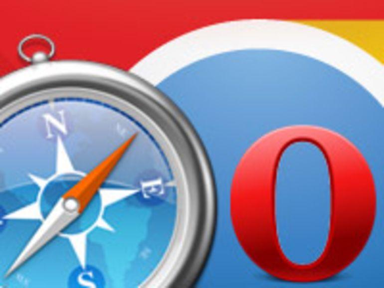 Chrome 18, Opera 11.62, Safari 5.1.5... vos mises à jour hebdo