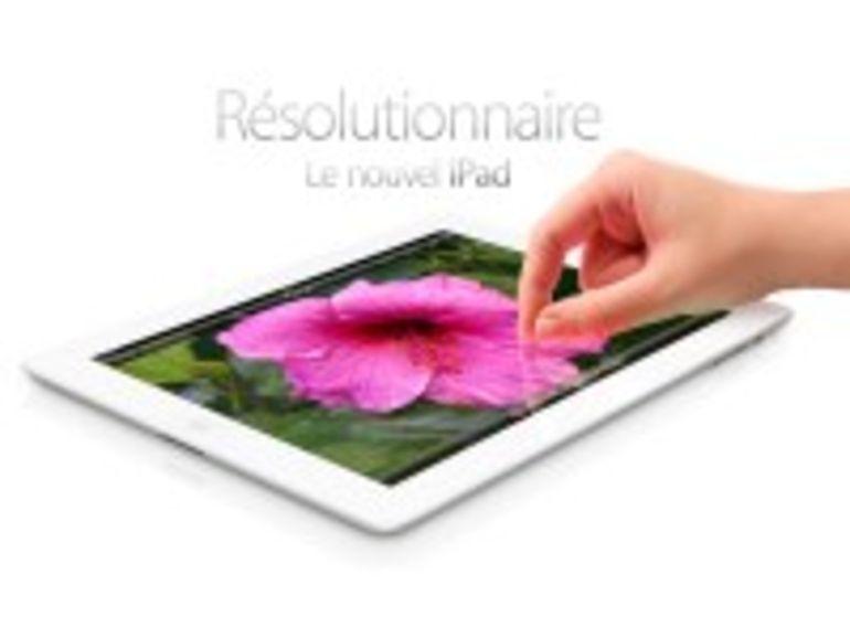 Le nouvel iPad : nouveautés, prix et sortie en image
