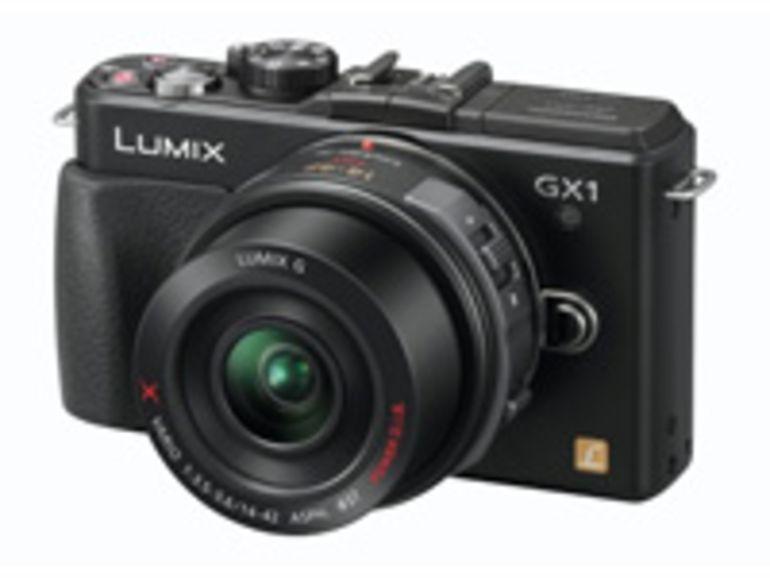 Démo du Panasonic Lumix GX1