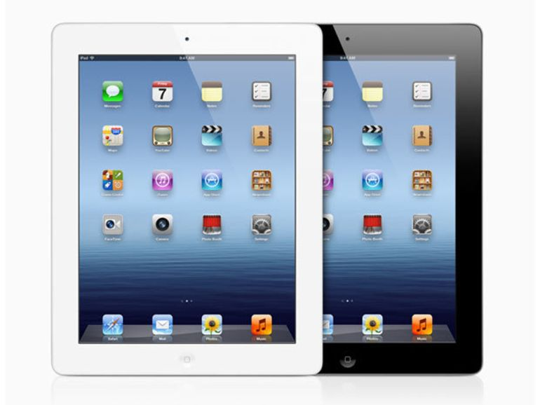 Pourquoi la tablette d'Apple s'appelle Le nouvel iPad ?