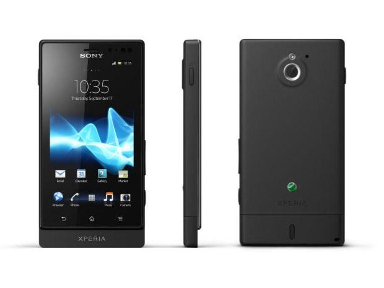 Sony dévoile son Xperia Sola avec un écran sans contact