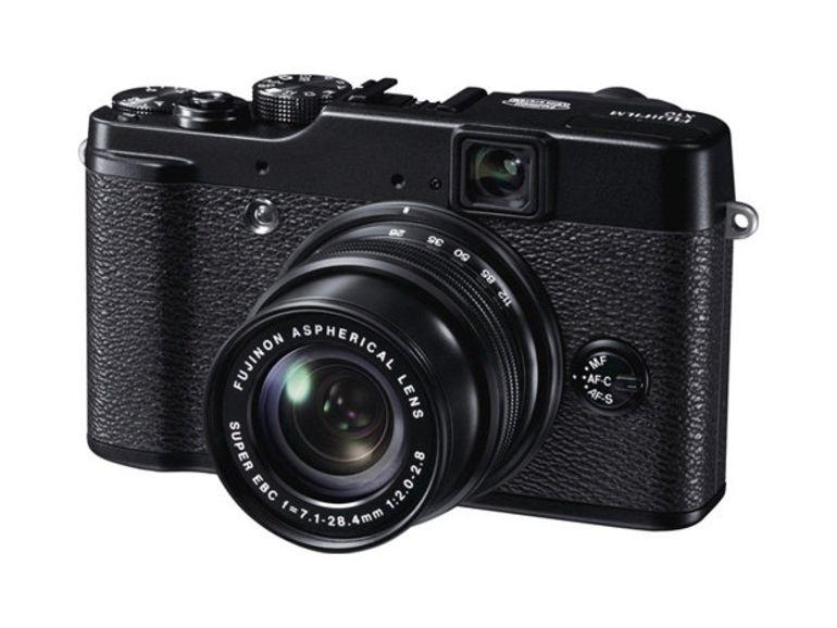 Démo du Fujifilm X10