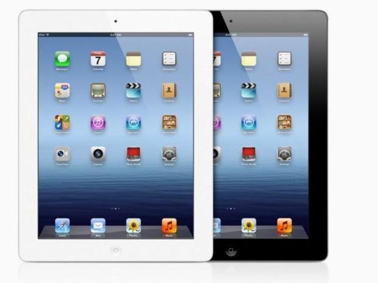 Le nouvel iPad 3 satisfait 98% de ses utilisateurs