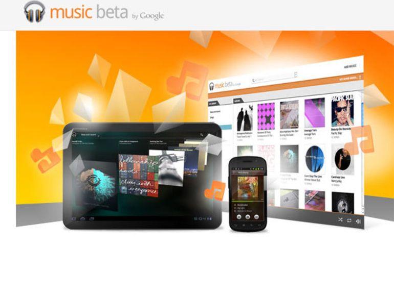 Nouvelles fonctions pour le lecteur Google Music Player