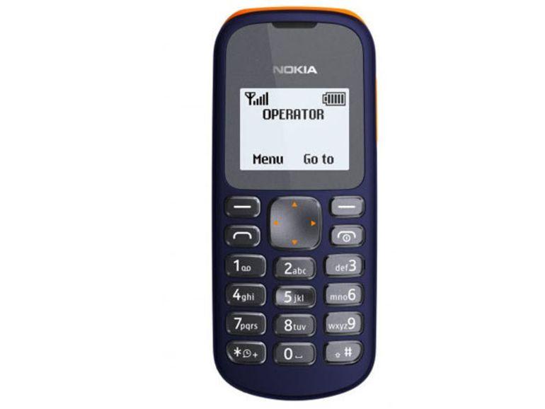 Nokia 103 : le mobile minimaliste