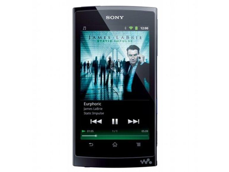 Démo Sony Walkman NWZ-Z1050
