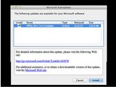 Microsoft dévoile le Service Pack 2 d'Office 2011 pour Mac