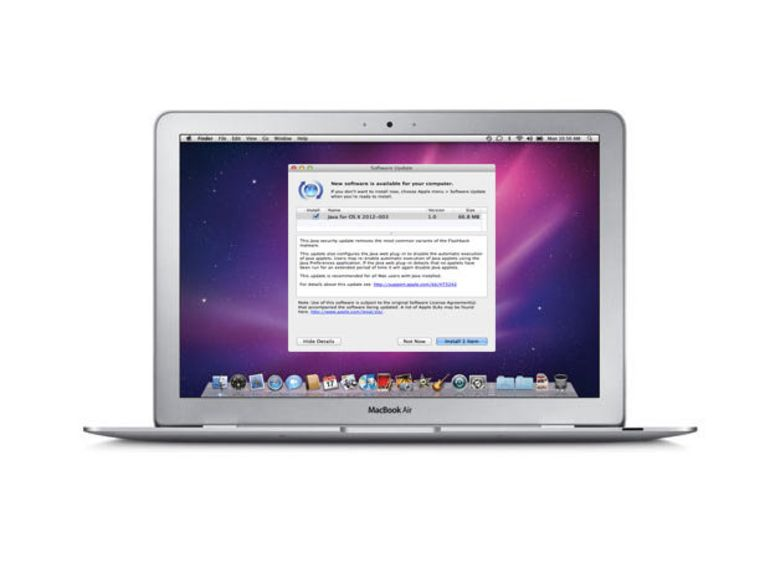Mac OS X : l'outil d'éradication du malware Flashback disponible