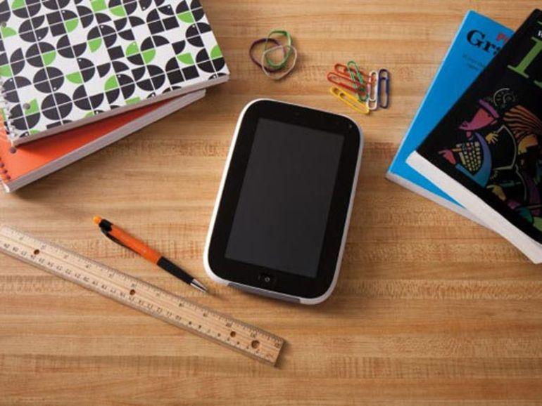 Intel présente un concept de tablette 7 pouces destinée aux élèves