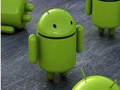Android détient près de 60% du marché des smartphones