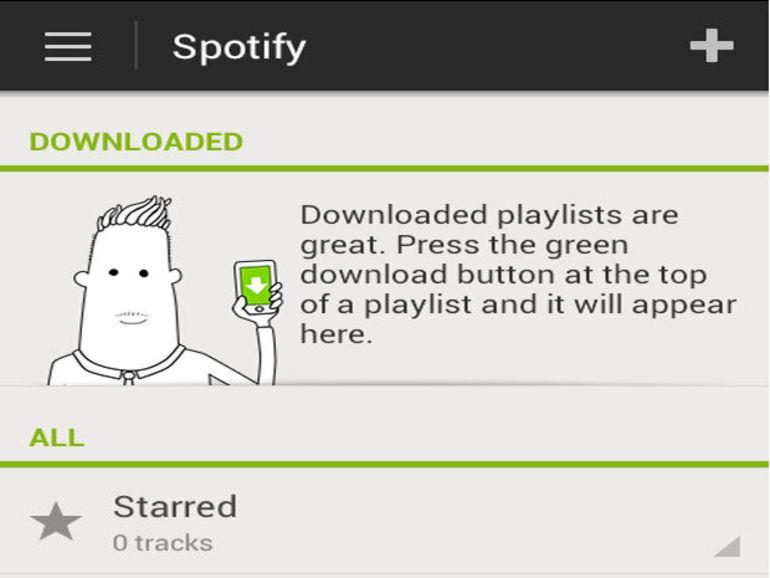 Télécharger la bêta du prochain Spotify pour Android