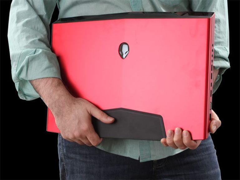 Dell met à jour les portables Alienware M14X et M18X