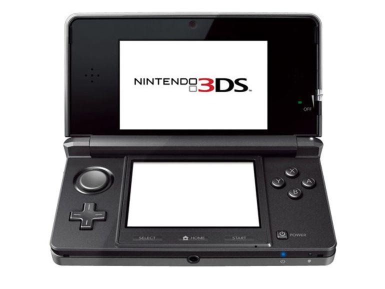 Une mise à jour pour Nintendo 3DS disponible le 25 avril