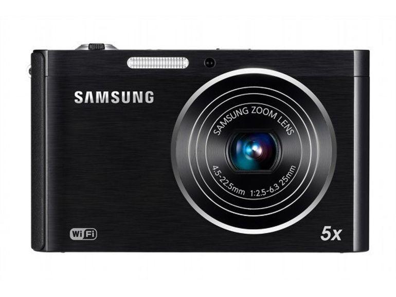 Démo du Samsung DV300F