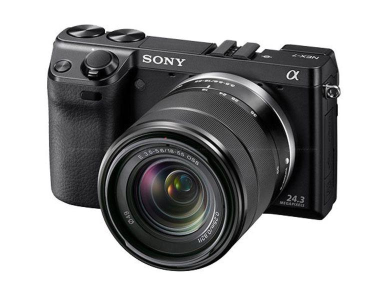 Démo du Sony NEX-7