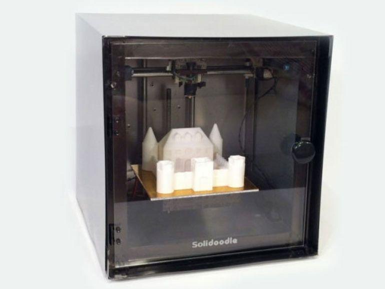 Solidoodle, une imprimante 3D à moins de 500 dollars