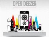 Deezer s'intègre dans les Mini