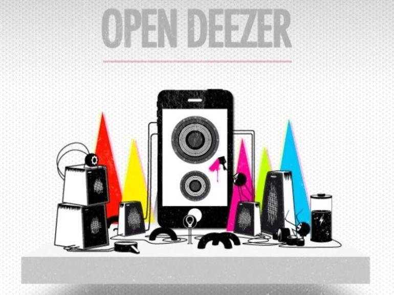 Deezer opte pour l'ouverture