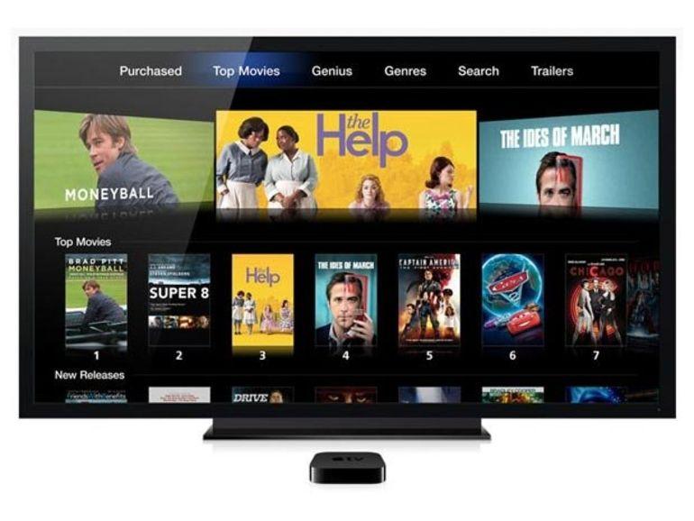 Pas de téléviseur Apple avant 2014 ?