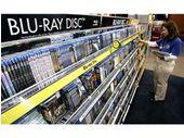 Marché vidéo : les ventes de Blu-ray progressent