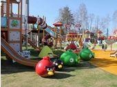 Angry Birds crève l'écran avec un parc d'attraction
