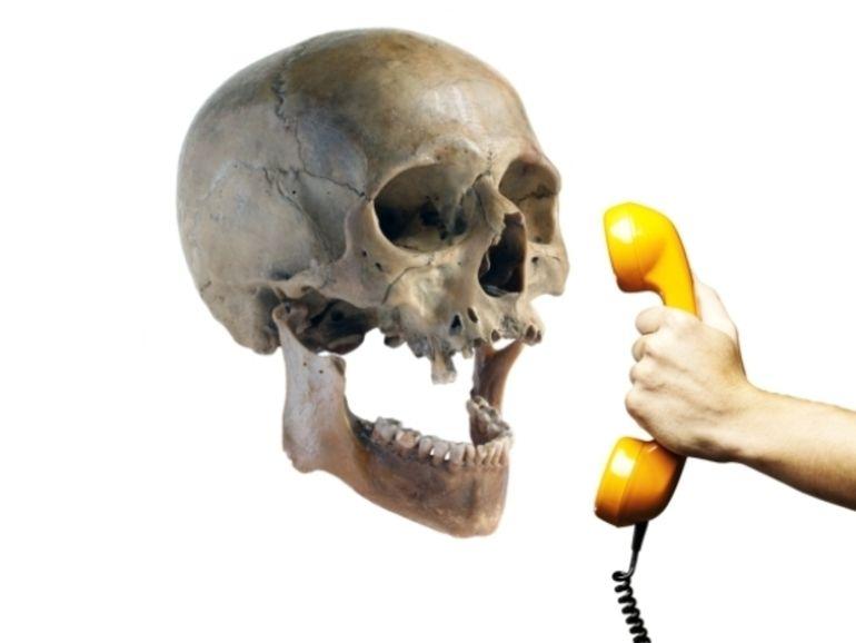 """L'avenir des téléphones pourrait être """"l'ostéophonie"""""""