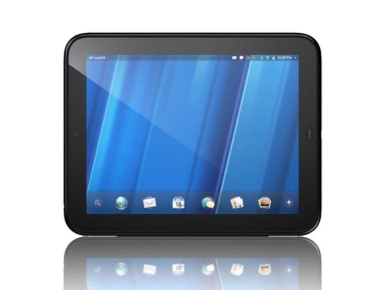 HP s'intéresse à nouveau aux tablettes