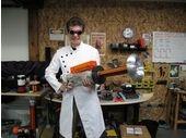 Le Pistolet Tesla : 20 000 volts au bout des doigts
