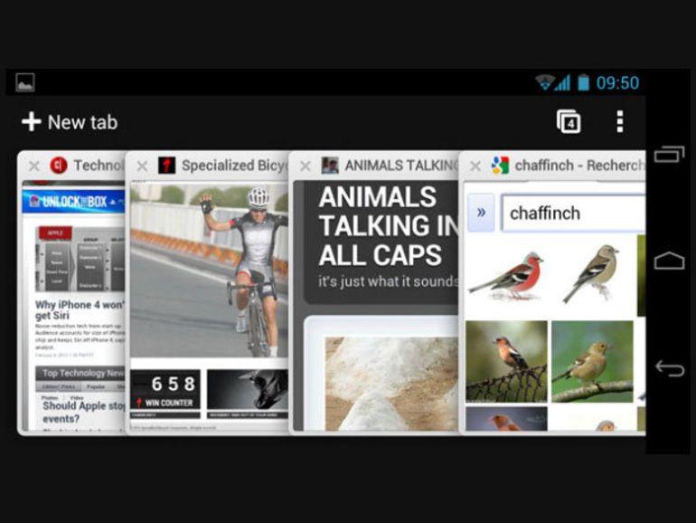Chrome bientôt sur iPad et iPhone