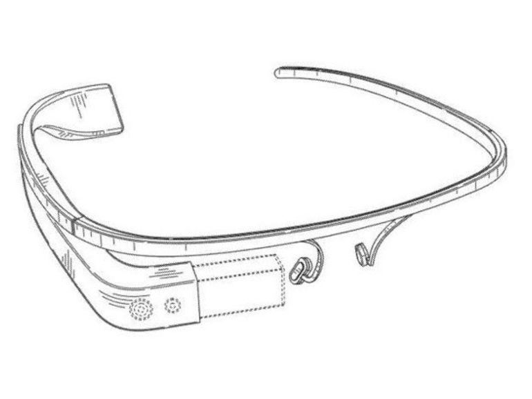 Google obtient trois brevets pour ses lunettes communicantes