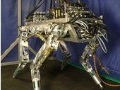 HyQ, le robot tout terrain