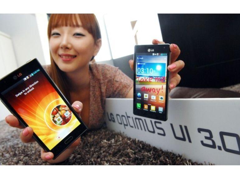 LG va personnaliser Android 4.0 sur ses prochains smartphones
