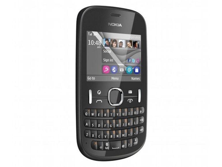 Démo du Nokia Asha 201