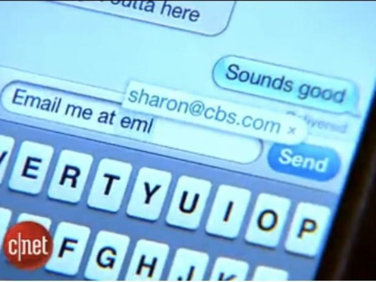 Ecrire des SMS rapidement peut rapporter 50 000 dollars