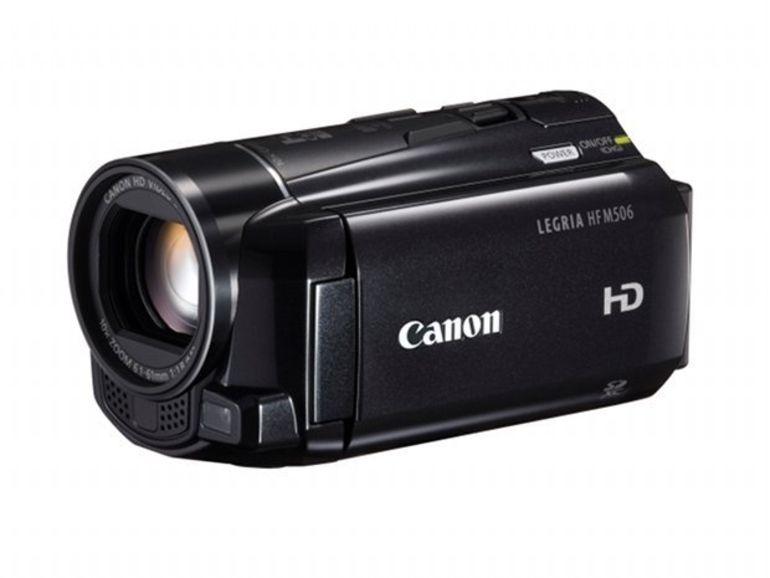 Démo du Canon LEGRIA HF M506
