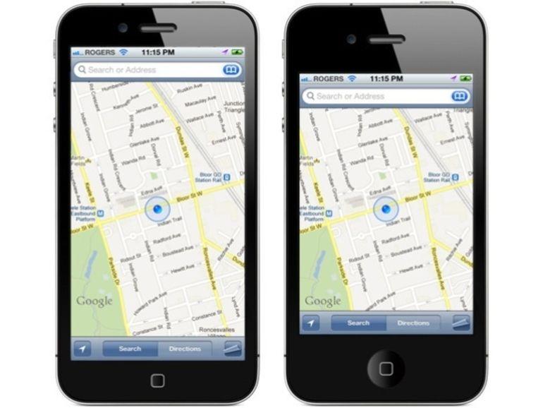 L'iPhone 5 avec un écran 3,95 pouces?