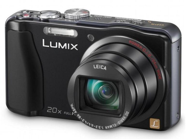Démo du Panasonic Lumix TZ30
