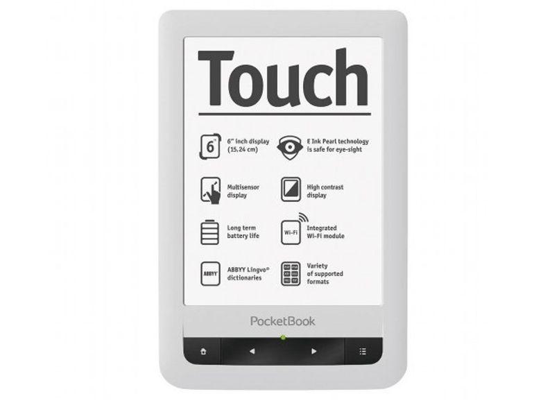 Démo de la PocketBook Touch 622