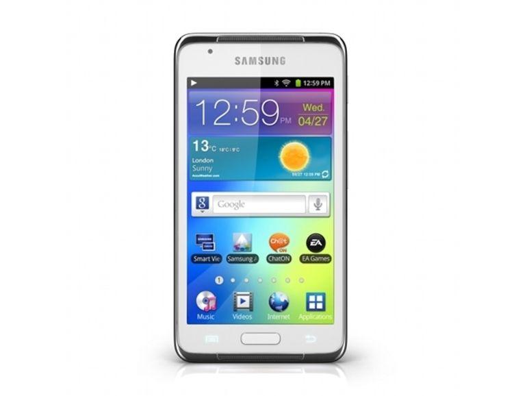 Démo du Samsung Galaxy S Wifi 4.2