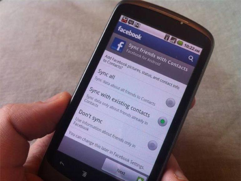 La rumeur d'un smartphone Facebook refait surface