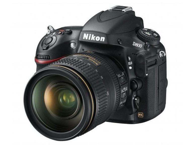 Démo du Nikon D800