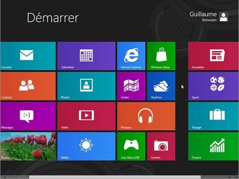 Windows 8 : Microsoft fait la guerre aux faux Menu Démarrer