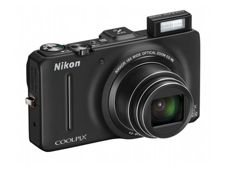 Démo du Nikon Coolpix S9300