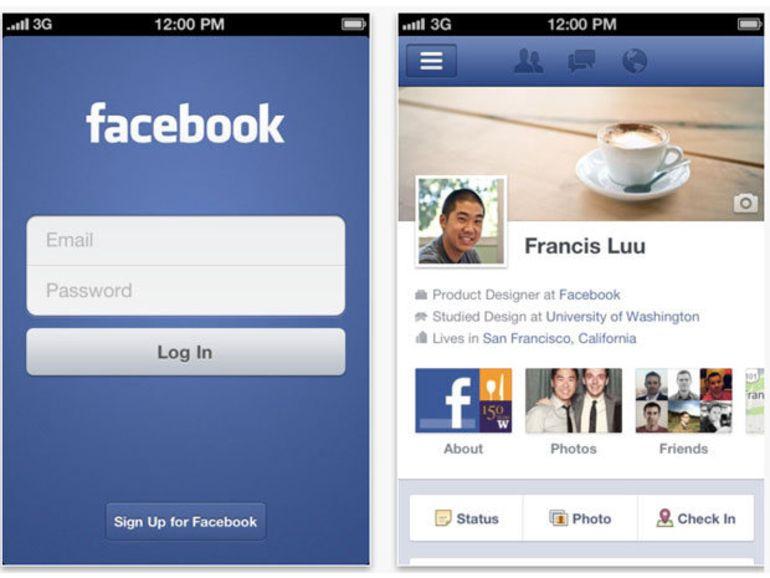 Facebook : Les photos prises via iOS automatiquement transférées sur le profil de l'utilisateur