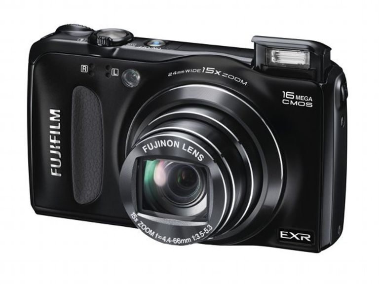 Démo du Fujifilm F660EXR