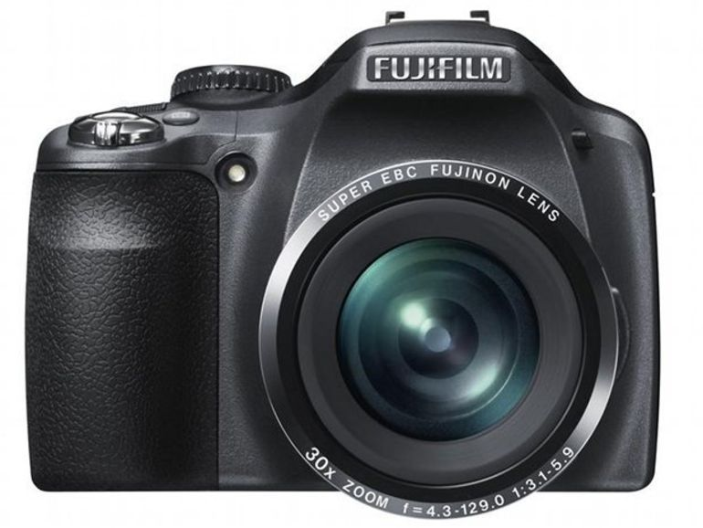Démo du Fujifilm FinePix SL300