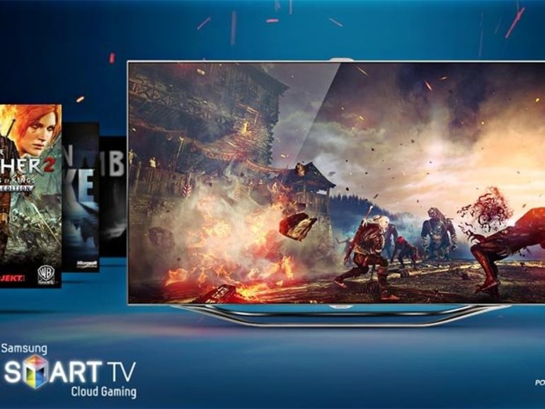 E3 2012 : Samsung se lance dans le Cloud Gaming avec Gaikai