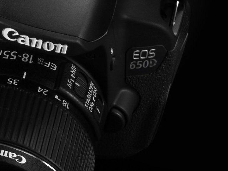 Promo : Canon 650D à partir de 569 €